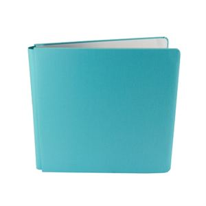 Picture of Bookcloth Album Coverset - Aqua