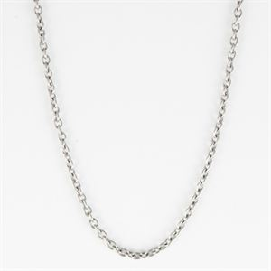 """Picture of Silver Slider Chain - 16"""""""